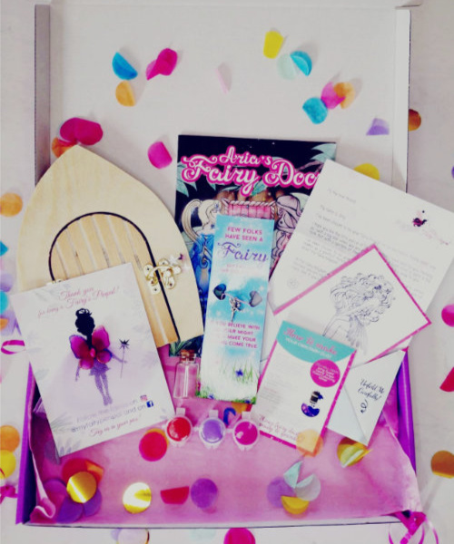The Beautiful My Fairy Penpal Welcome Pack